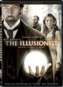 The Illusionist (Full Screen Edition)