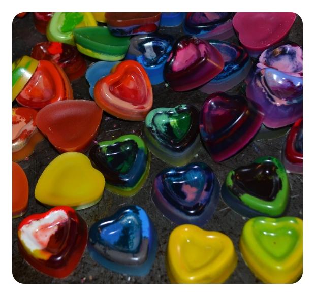 crayon hearts 1